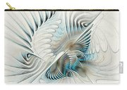 Wings Of An Angel Carry-all Pouch