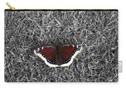 Wings On Grass Carry-all Pouch