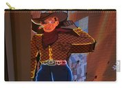 Winking Cowboy Carry-all Pouch