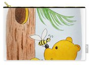 Winnie The Pooh And His Lunch Carry-all Pouch