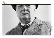Winston Churchill 1942 Carry-all Pouch