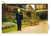 Winston Churchill, 1943 Carry-all Pouch