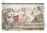 Winter, 1872  Carry-all Pouch