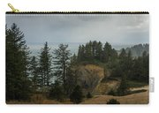 Winter At Oswald West Carry-all Pouch