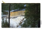 Winter At Tahquamenon Carry-all Pouch