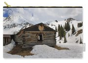 Winter At The Boston Mine 4 Carry-all Pouch