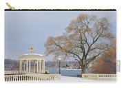 Winter At The Waterworks Carry-all Pouch