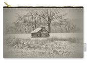 Winter At Valley Forge Carry-all Pouch