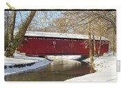 Winter Bridge  Carry-all Pouch