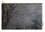 Winter Calm Carry-all Pouch