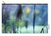 Winter Dreams Abstract Carry-all Pouch