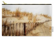 Winter Dune - Jersey Shore Carry-all Pouch