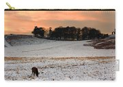 Winter Dusk At Bradgate Park Carry-all Pouch