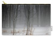 Winter Fog Carry-all Pouch