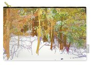 Winter Forest 1 Carry-all Pouch