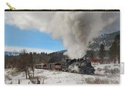 Winter Freight Special Carry-all Pouch