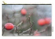 Winter Hawthorn Carry-all Pouch