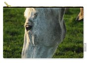 Winter Horse 4 Carry-all Pouch