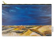Winter Impression Of Sylt Carry-all Pouch