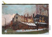 Winter In Buffalo Carry-all Pouch