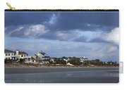 Winter In Hilton Head Carry-all Pouch