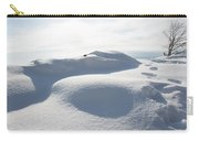 Winter In Marblehead Massachusetts Carry-all Pouch