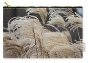 Winter In The Garden #1 Carry-all Pouch
