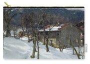 Winter Landscape Near Kutterling Carry-all Pouch