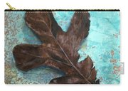 Winter Leaf Carry-all Pouch