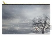 Winter Carry-all Pouch by Lourry Legarde