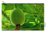 Winter Melon In Garden 3 Carry-all Pouch