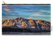 Winter Morning South Lake Tahoe Carry-all Pouch