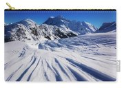 Winter Mount Shuksan Carry-all Pouch