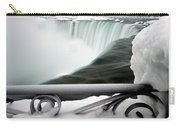 Winter Niagara Falls Carry-all Pouch