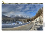 Morant's Curve On The Bow Valley Parkway Carry-all Pouch