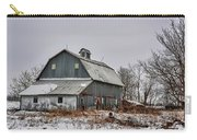 Winter On The Farm 2 Carry-all Pouch