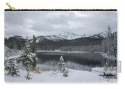 Winter Paradise Carry-all Pouch