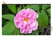 Winter Park Rose Carry-all Pouch