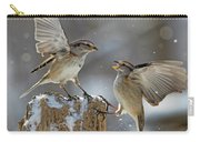 Winter Quarrel Carry-all Pouch