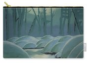 Winter Quiet Carry-all Pouch