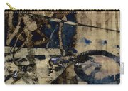 Winter Rains Series One Of Six Carry-all Pouch