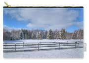 Winter Scenery 14589 Carry-all Pouch