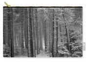 Winter, Slaley Woods Carry-all Pouch
