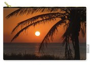 Winter Solstice Sunrise 2 Delray Beach, Florida Carry-all Pouch