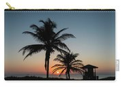 Winter Solstice Sunrise Delray Beach Florida Carry-all Pouch