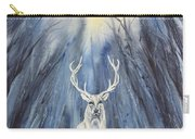 Winter Solstice - Yule Carry-all Pouch