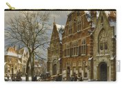 Winter Street Scene. Oudewater Carry-all Pouch