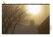 Winter Sun Carry-all Pouch by Svetlana Sewell