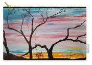 Winter Sunrise                    74 Carry-all Pouch