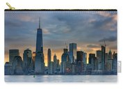 Winter Sunrise New York City Carry-all Pouch